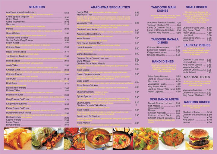 Asian restaurant website