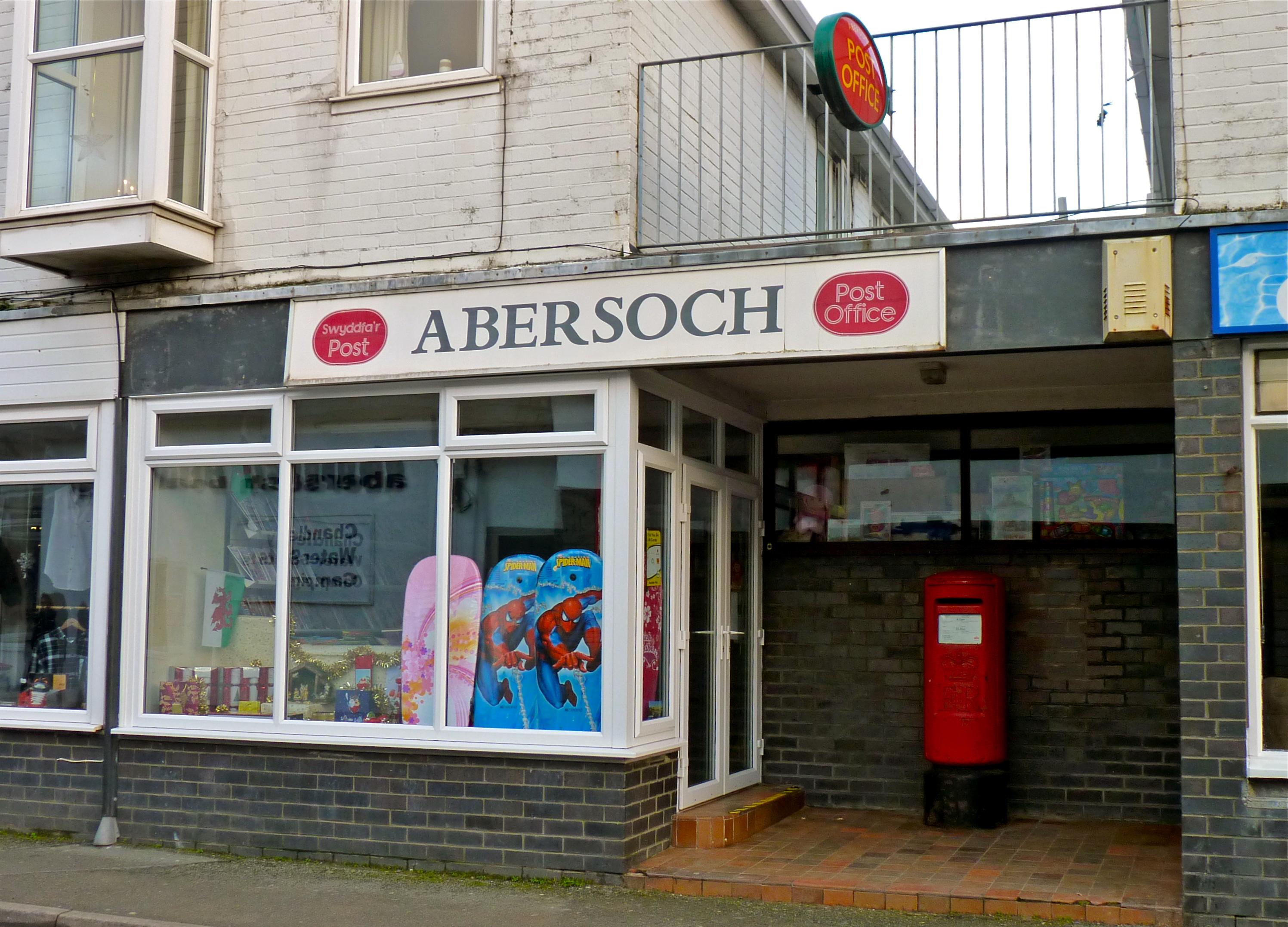 abersoch post office abersoch pwllheli shop opening times