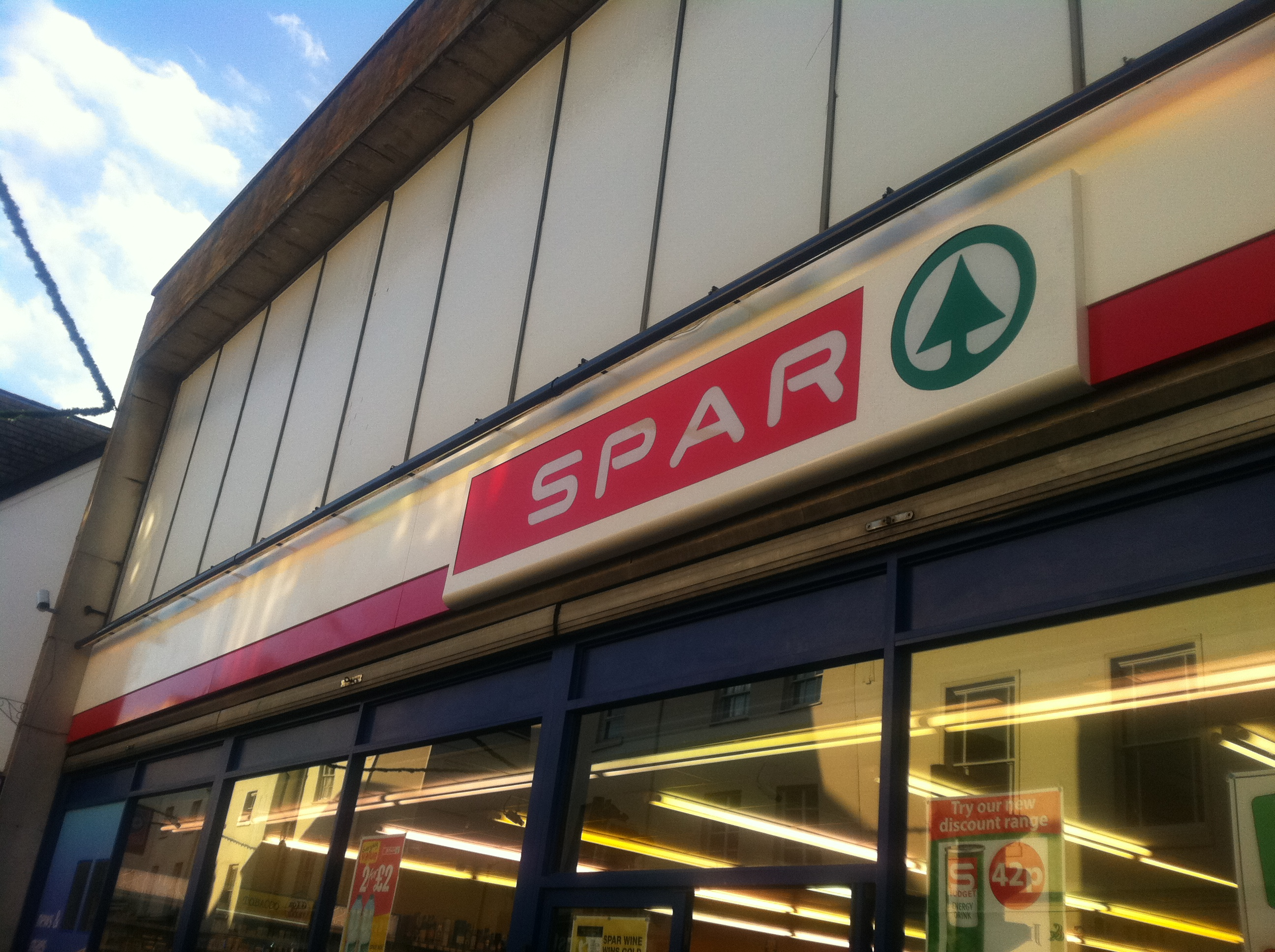 Spar bath street leamington spa supermarket opening times for V bathroom opening hours