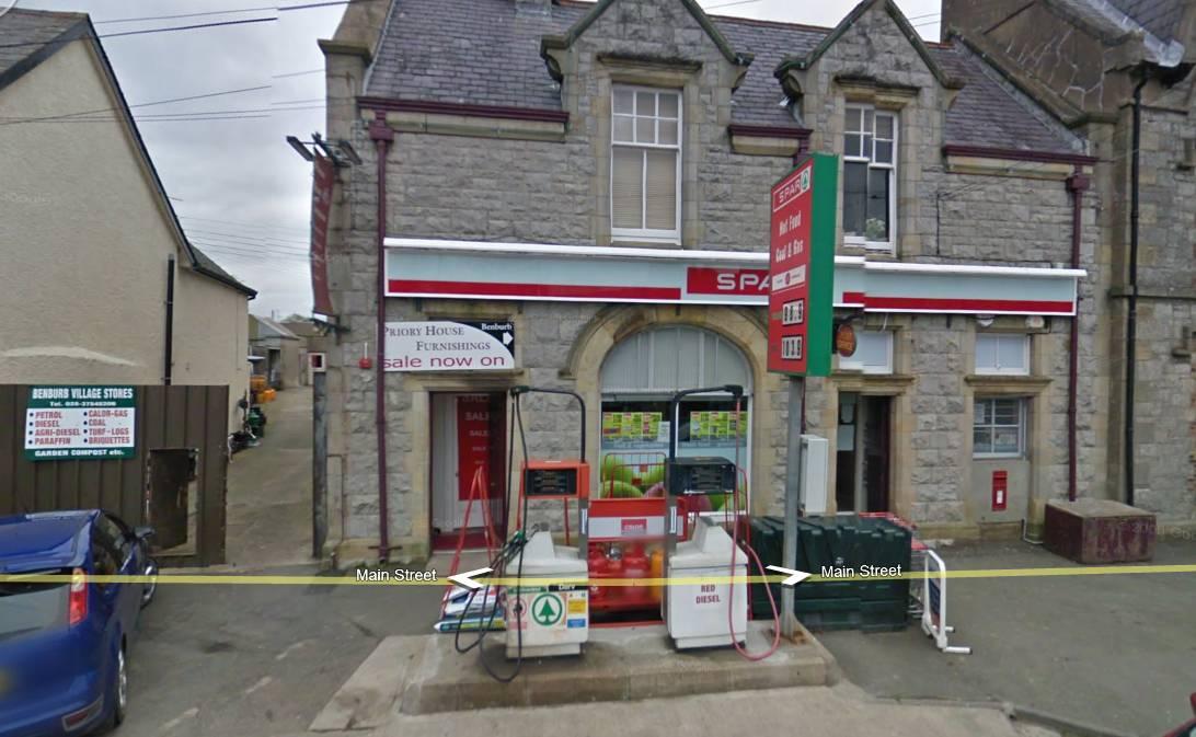 Car Details Shop Near Armagh