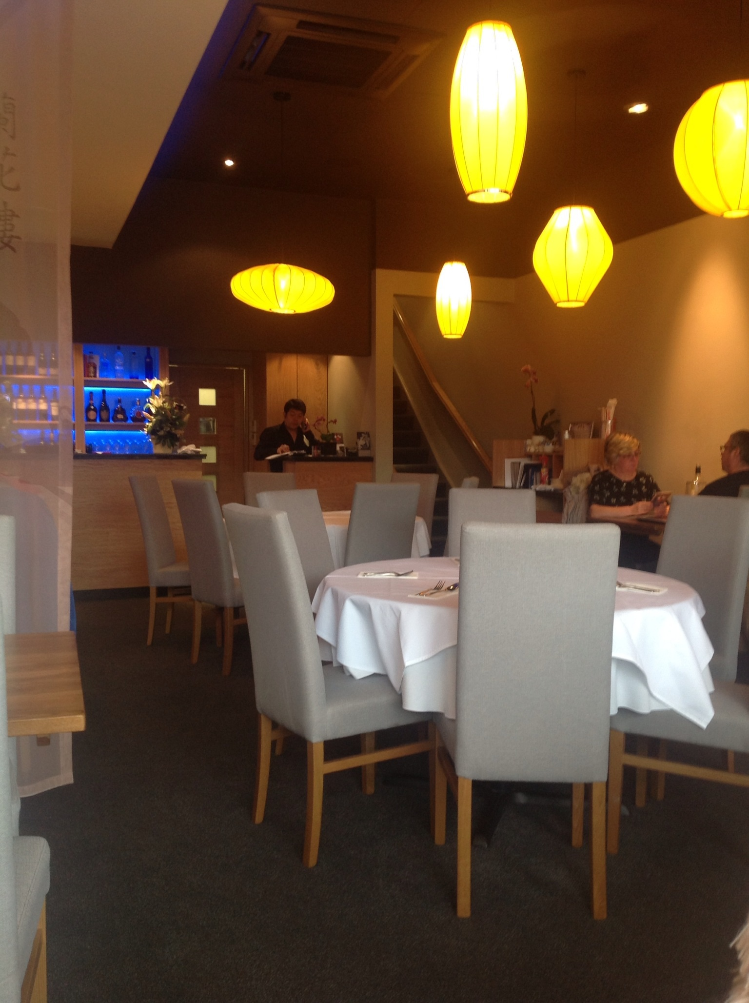 Blue Orchid Romford Chinese Restaurant Opening Times And