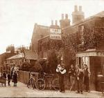 Bricklayers Arms Pub in Southampton