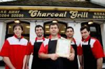 Charcoal Grill Takeaway in Andover