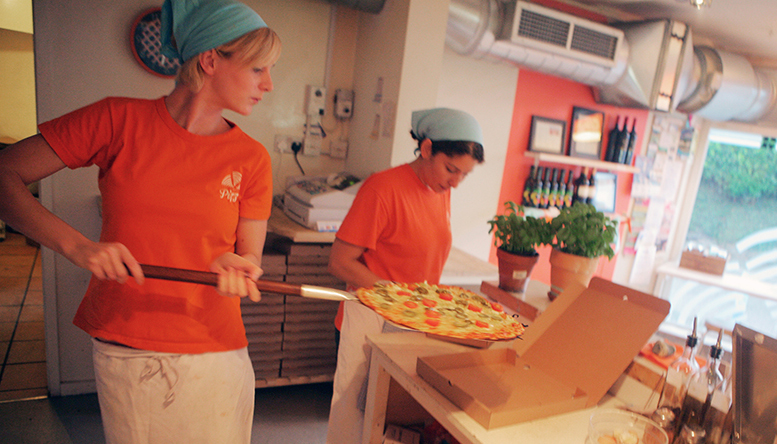 Dough Pizza Kitchen Opening Times