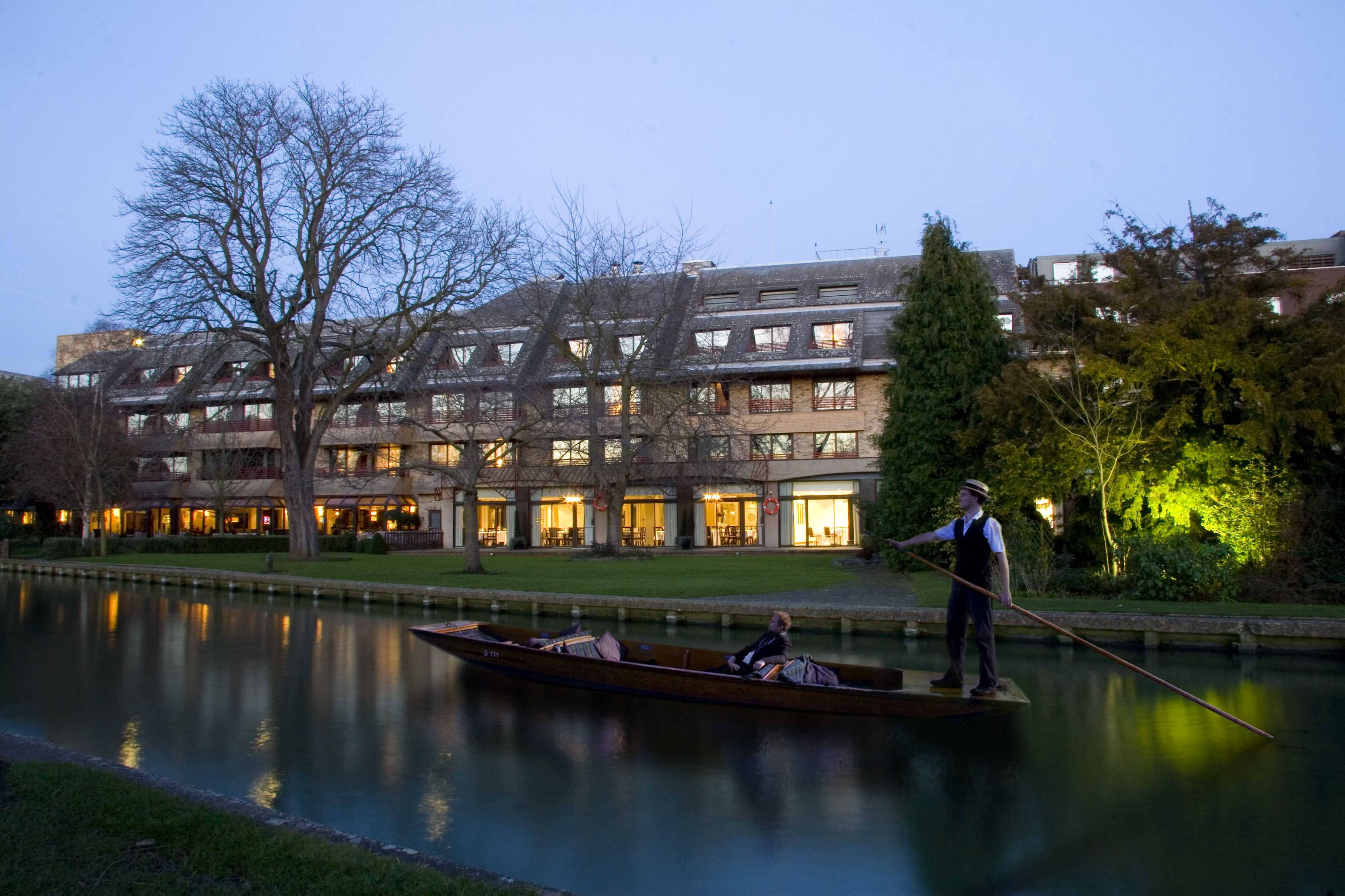 Doubletree By Hilton Cambridge City Centre Cambridge Hotel
