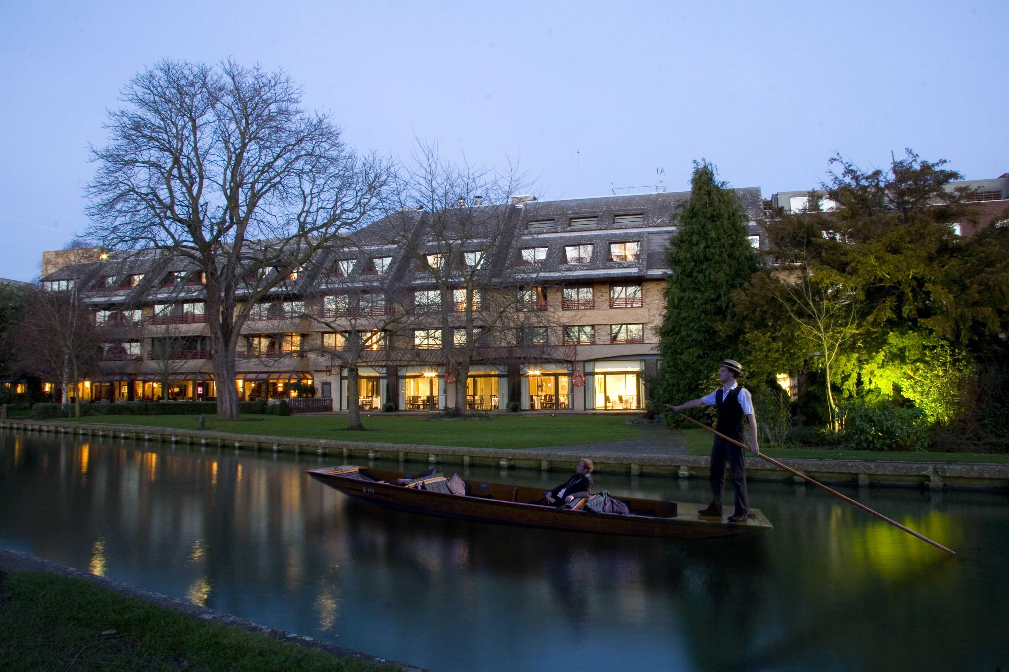 Hilton Hotel Cambridge England