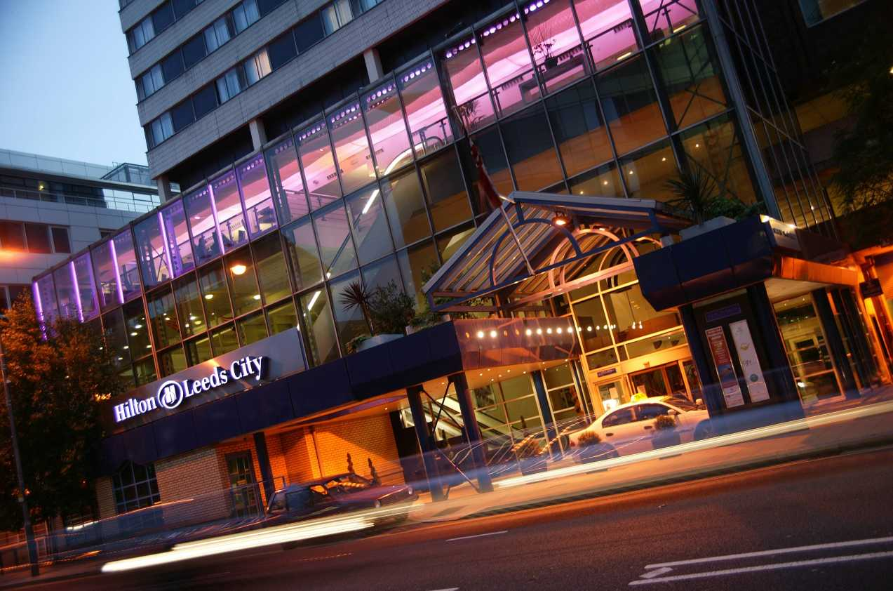 Hilton Leeds City Leeds Hotel Opening Times And Reviews