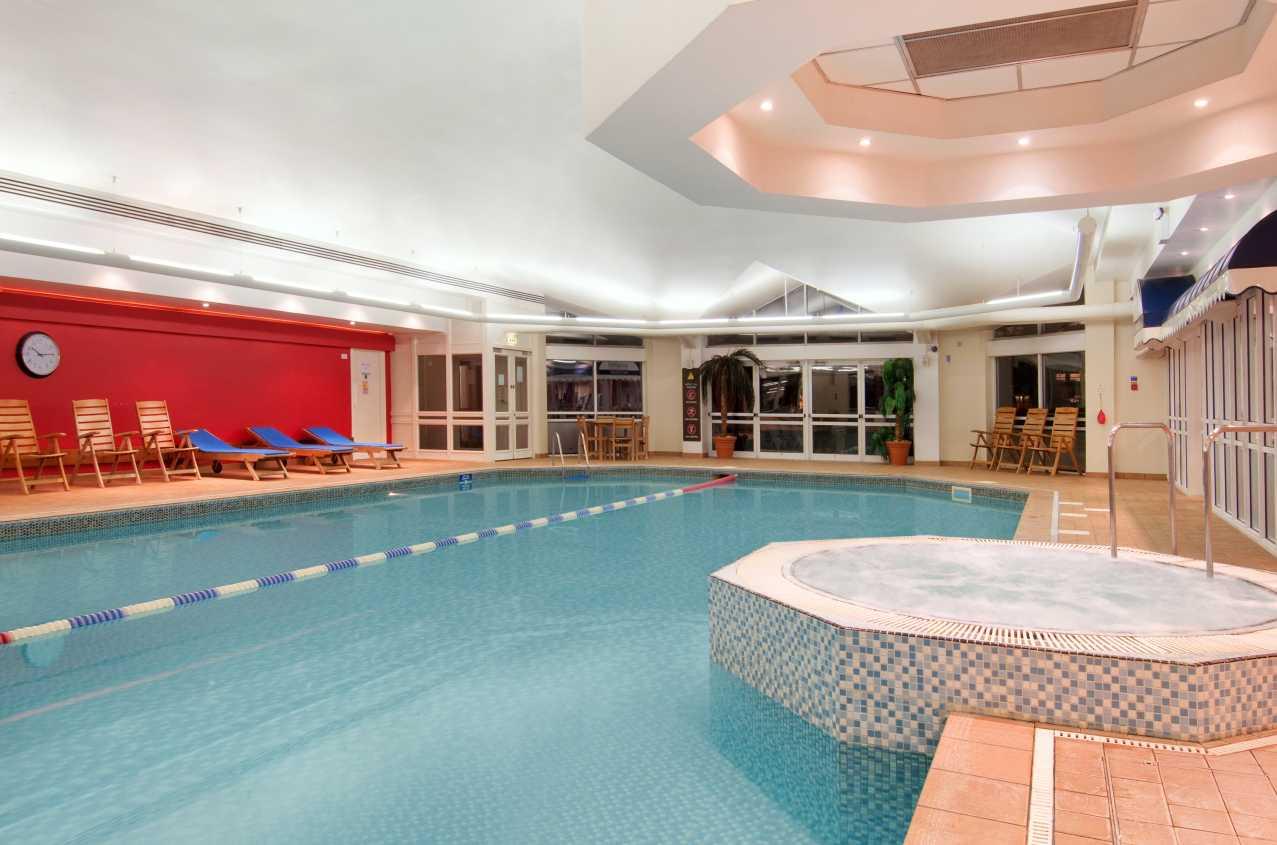 Hilton Hotel Gym Leicester