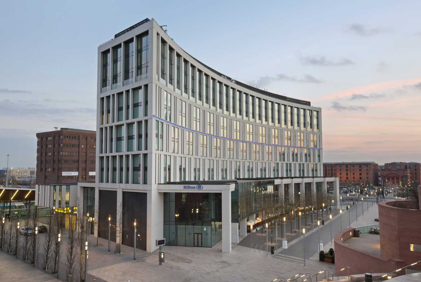 Hotels Near Acc Centre Liverpool