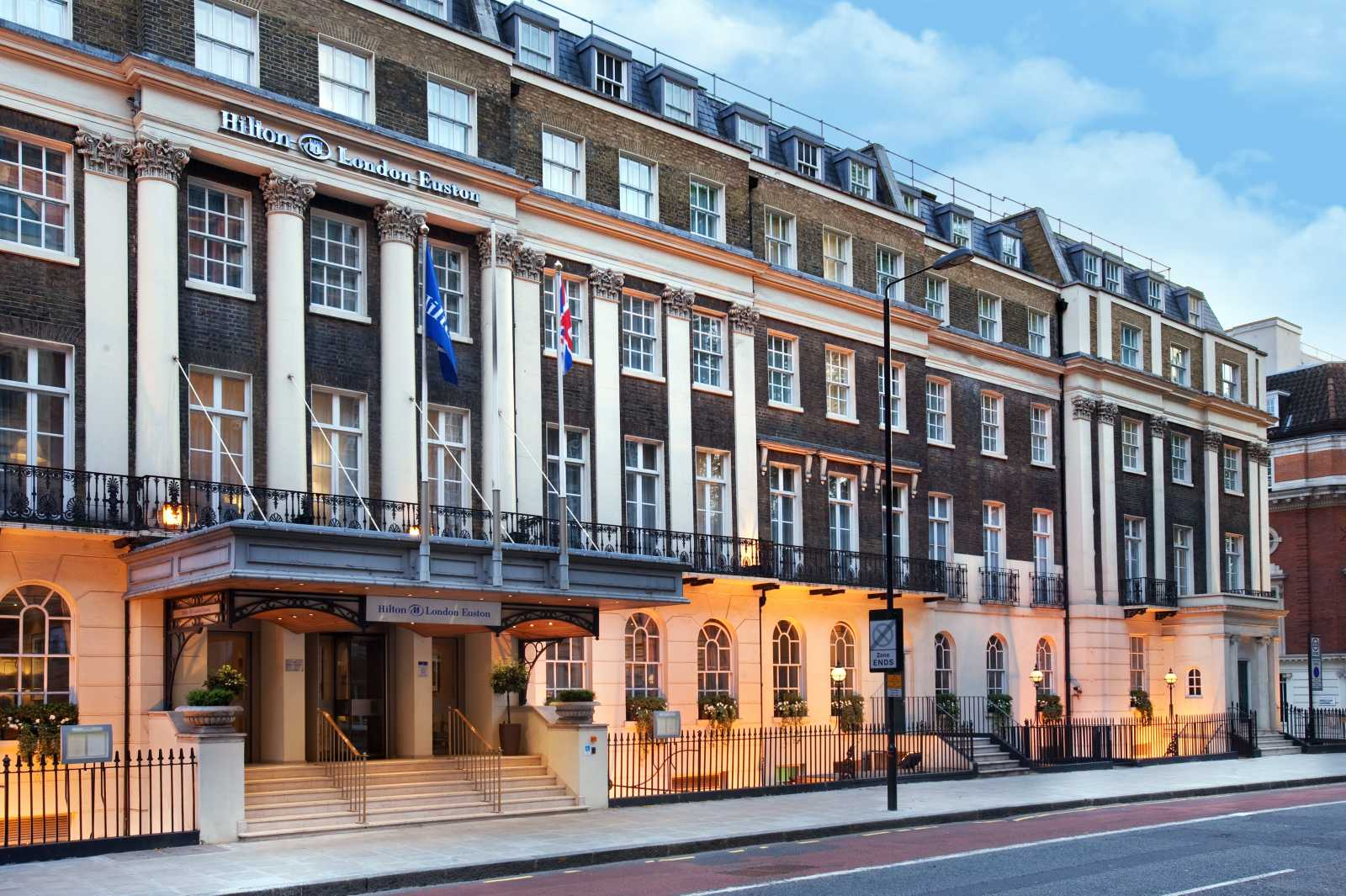 Hotels Near Euston Station London