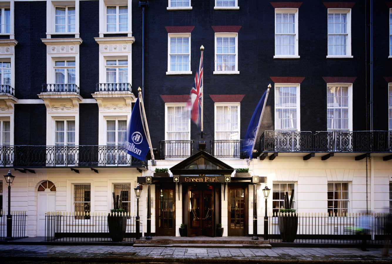 Hotels Near And In Mayfair London