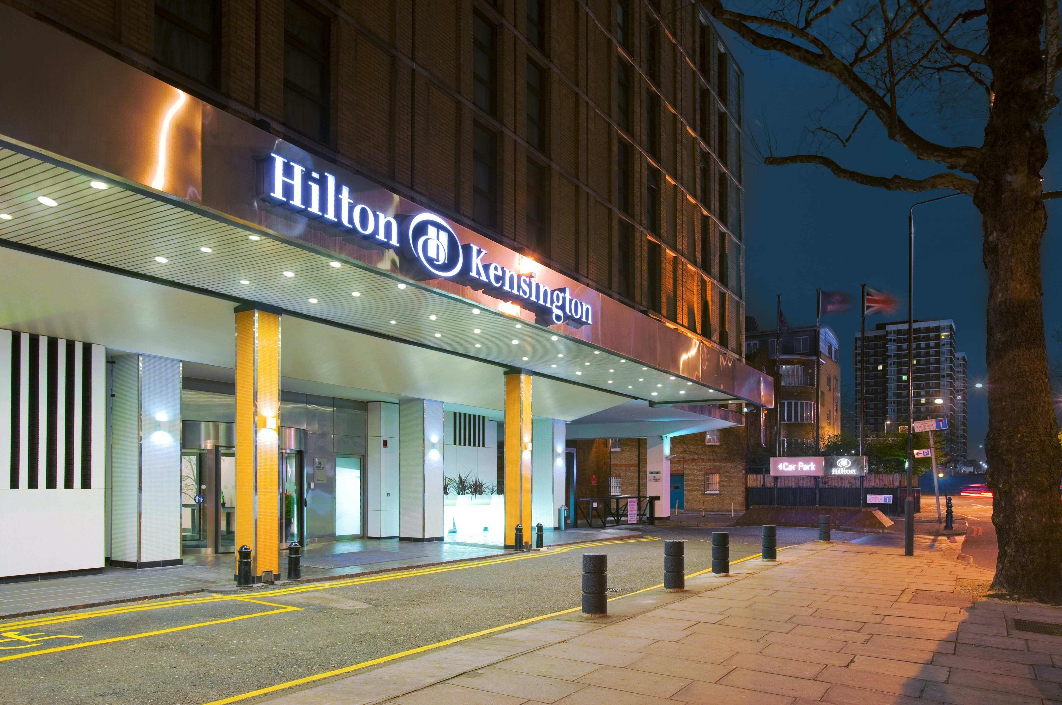 Hilton london kensington hotel kensington london hotel for London hotels