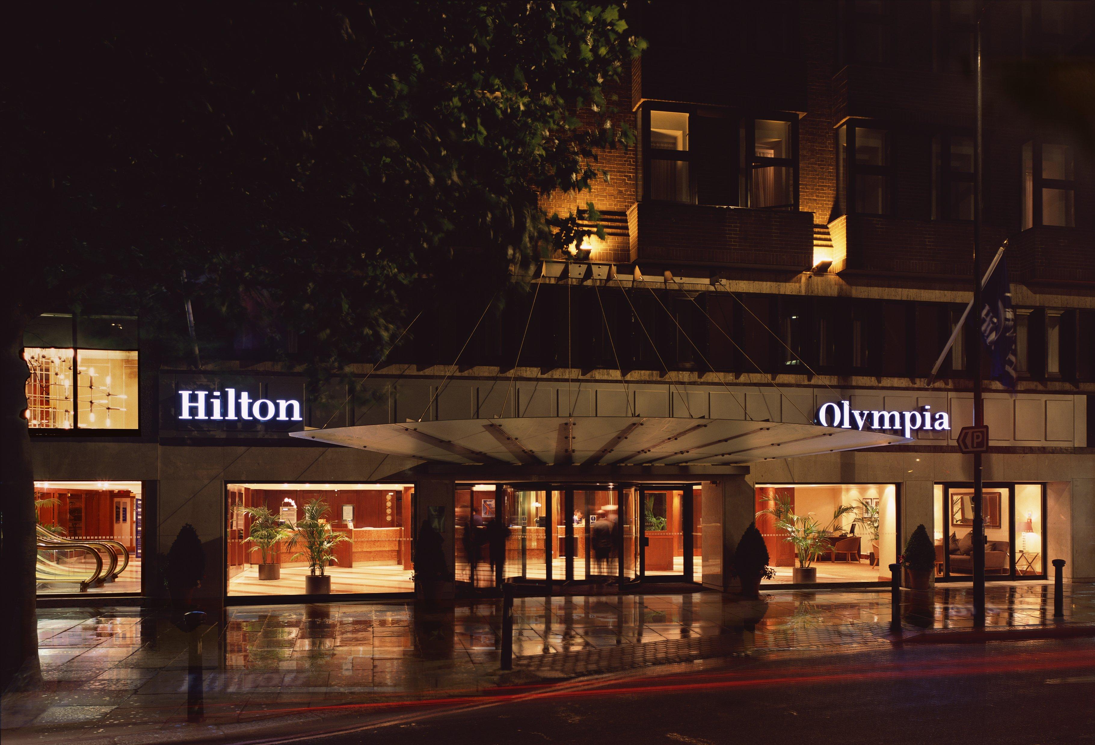 Hotel Olympia London Reviews