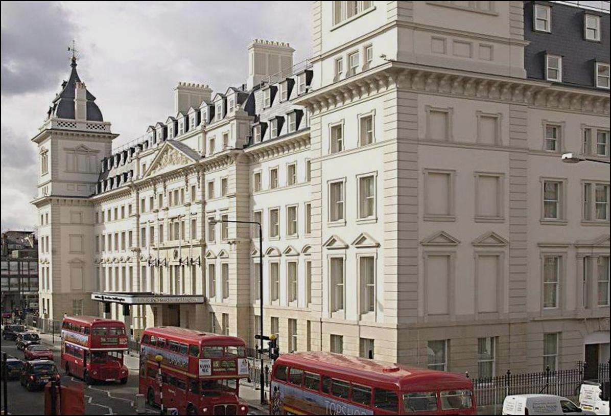 London Hilton Hotel Paddington