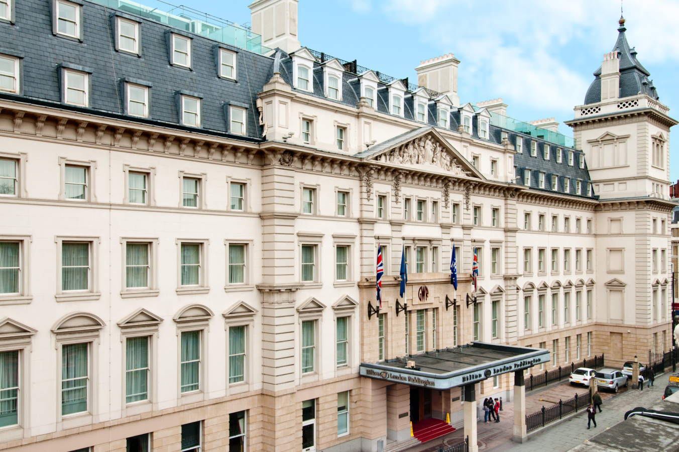 Hotels Near Paddington Station England