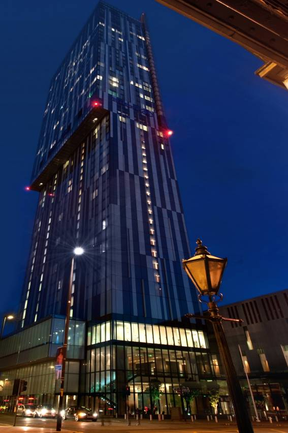Hilton Manchester Deansgate Manchester Hotel Opening Times