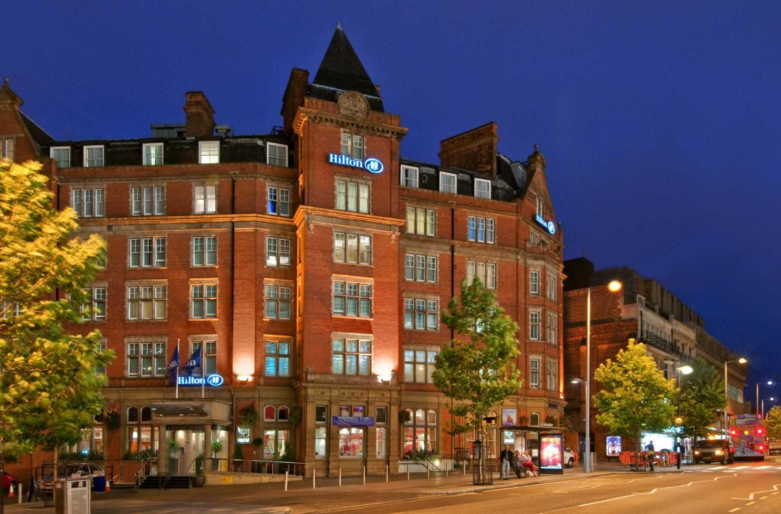 Parking Near Mercure Hotel Nottingham