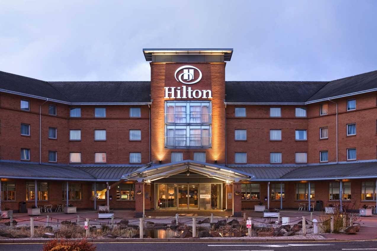 Hilton Hotel Strathclyde Park