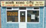 Hong Kong City Takeaway in Hayling Island