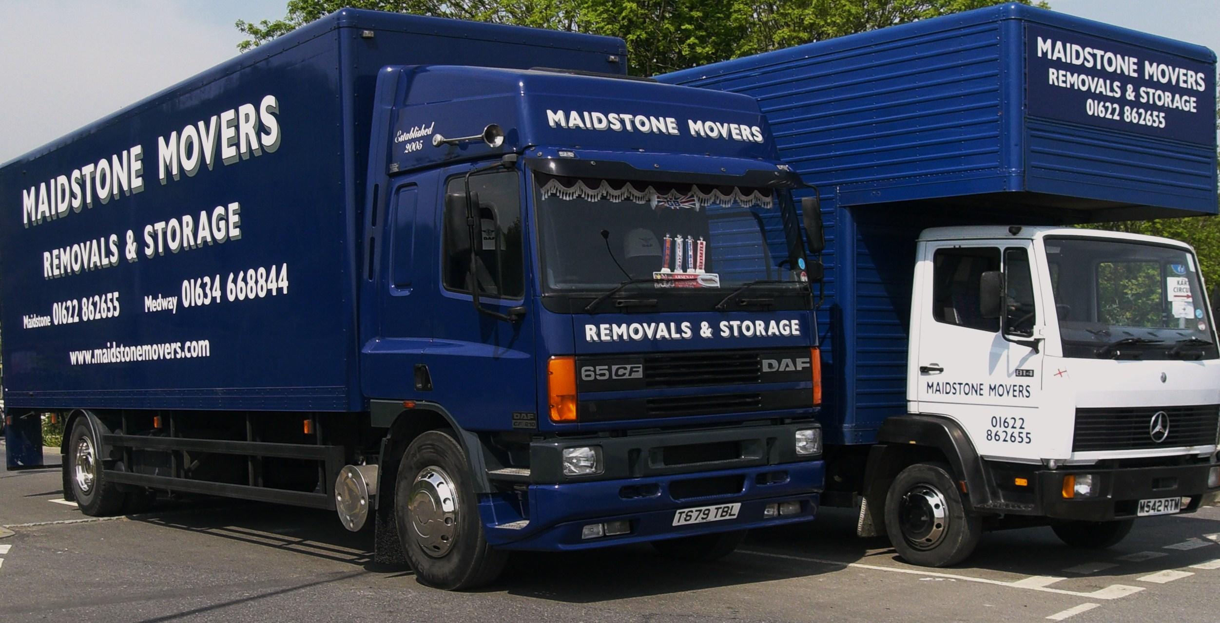 maidstone movers limited parkwood industrial estate. Black Bedroom Furniture Sets. Home Design Ideas