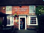 Marquis Of Lorne Pub in Stevenage