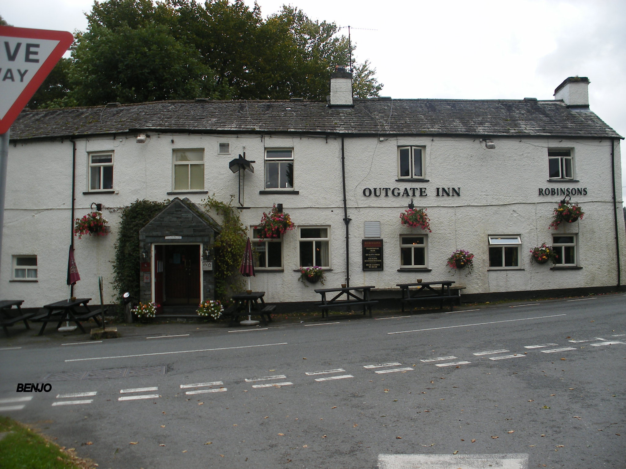 Outgate Inn Hawkshead Ambleside Pub Opening Times And Reviews
