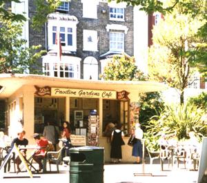 Regency Cafe Opening Times