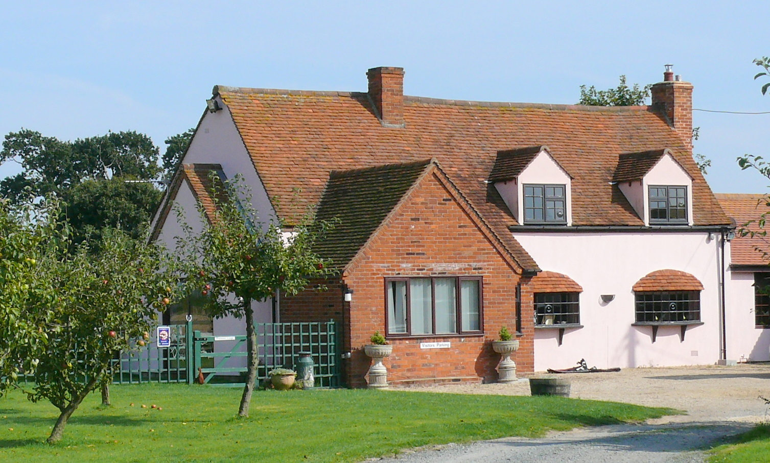 bed and breakfast elmstead market essex