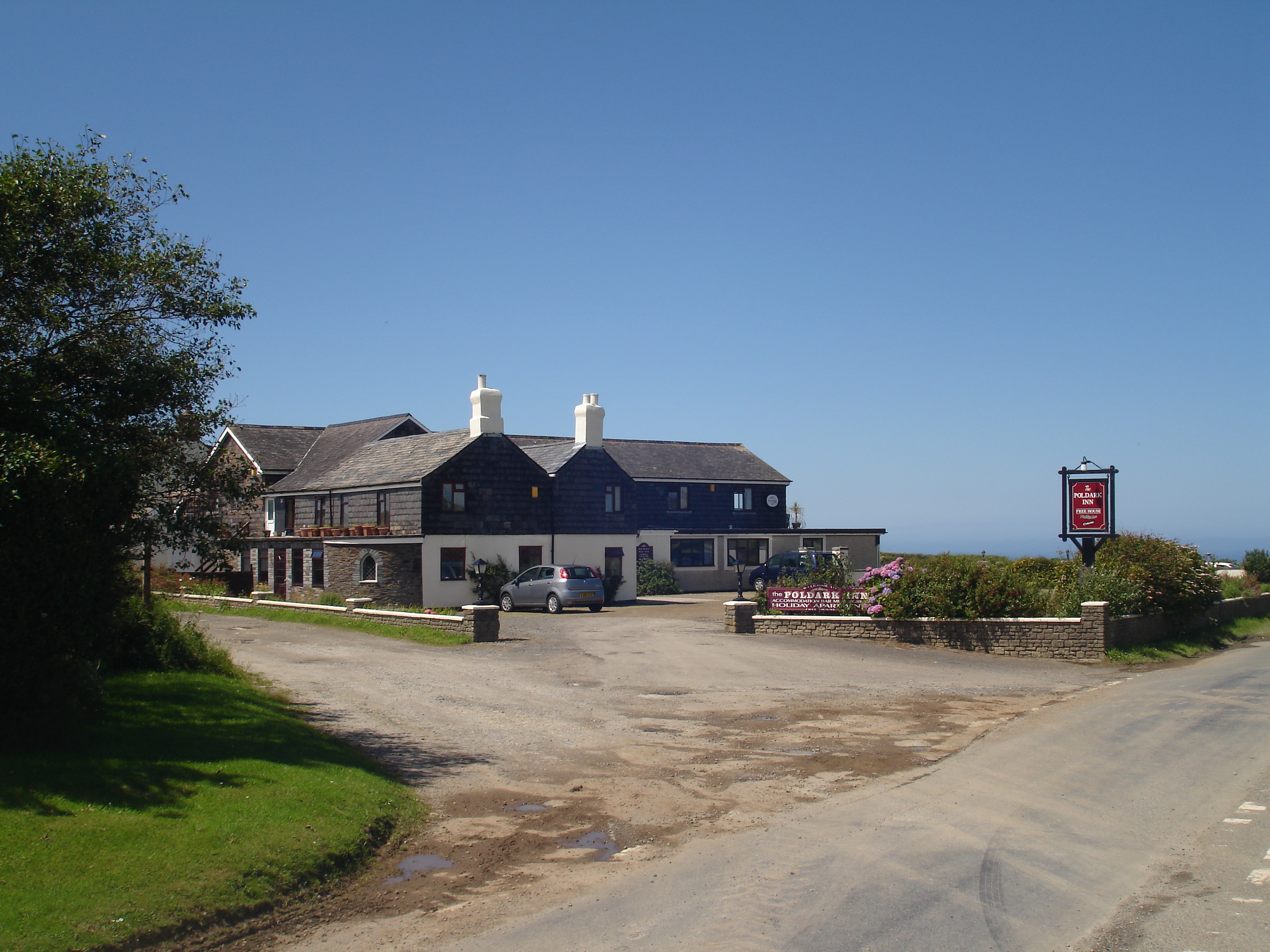 Poldark inn delabole bar opening times and reviews