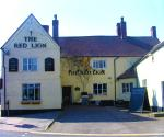 Red Lion Pub in Gloucester
