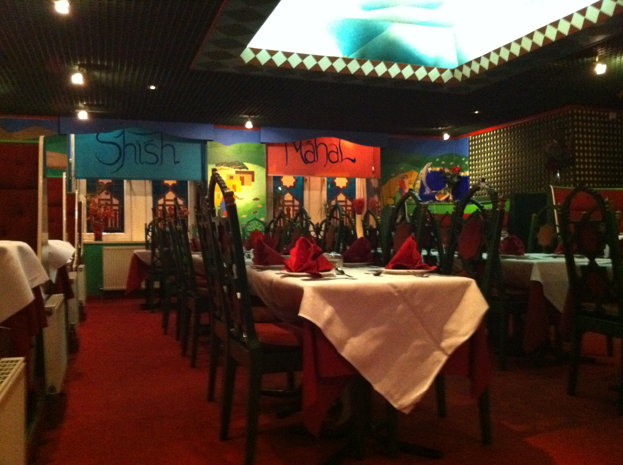 Shish Mahal Glasgow Indian Restaurant Opening Times And Reviews