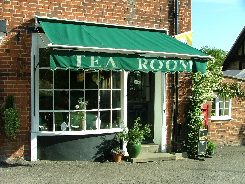 Tea Room Welwyn Village