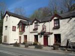 Silver Fountain Inn Pub in Betws y Coed