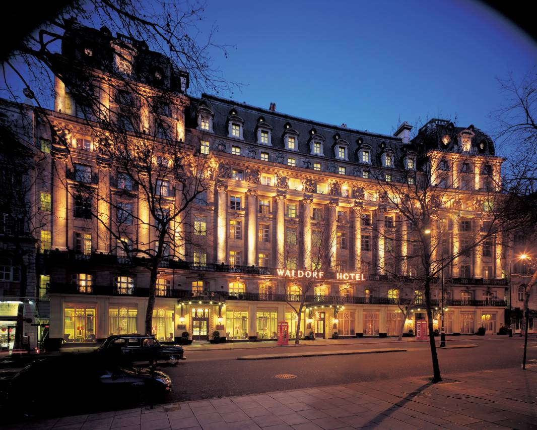 waldorf hilton london london hotel opening times and reviews. Black Bedroom Furniture Sets. Home Design Ideas