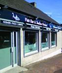 Zaks Fish Bar Takeaway in Lochgelly, Cardenden